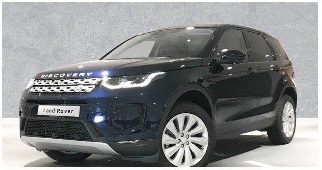 Privat und Gewerbe: Land Rover Discovery Sport AWD D150 mit 150PS für 325€ brutto   LF 0,59
