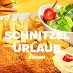Cafe del Sol: ab heute wieder Schnitzelurlaub – Schnitzel-Flatrate ab 13,90€