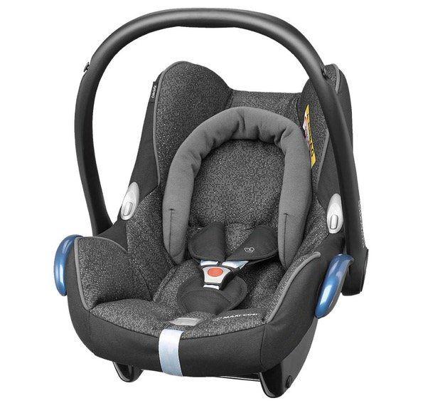 Maxi Cosi Babyschale CabrioFix in Triangle Black für 79€ (statt 94€)
