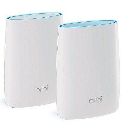 2x Netgear Orbi AC3000 WLAN System (RBK50) für 223,51€ (statt 300€)