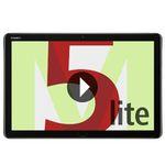 Huawei Mediapad M5 Lite 10.1 mit 32GB und LTE für 196€ (statt 229€)