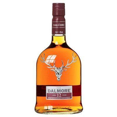 Ausverkauft! Dalmore 12 Jahre Single Malt Scotch Whisky für 34,99€ (statt 44€)