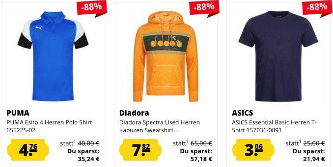 Knaller! 🔥 SportSpar Randgrößen Sale mit Artikeln ab je nur 0,68€ + VSK
