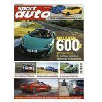 12 Ausgaben Sport Auto für 55,90€ + 45€ Amazon Gutschein