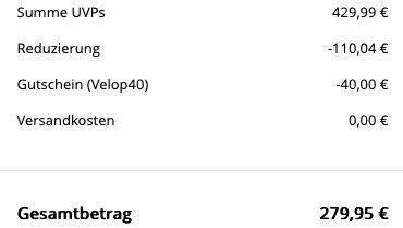 3er Pack Linksys VELOP AC6600 Mesh WLAN System für 279,95€ (statt 360€)