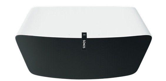 Sonos PLAY:5   2 Gen Lautsprecher in Schwarz und Weiß für 499€ (statt 539€)