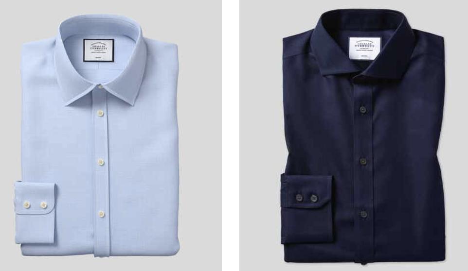 3er Pack Charles Tyrwhitt Hemden für 60€+ 7,95€ VSK (statt 109€)
