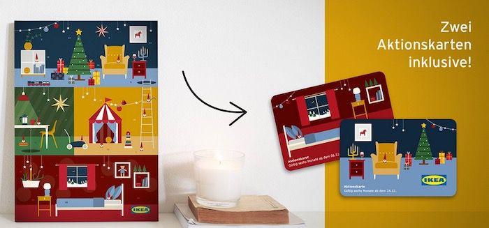 IKEA Adventskalender 2020 für 12,71€inkl. mind. 10€ Guthabenkarten