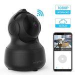 CACAGOO 1080p IP Cam mit Bewegungserkennung etc für 21,99€ (statt 30€)