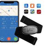 CooSpo Herzfrequenzmesser Brustgurt mit Bluetooth 4.0 für 15,39€ (statt 31€)