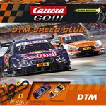 Carrera GO!!! DTM Speed Club 8,90m Autorennbahn mit Loopings ab 55€