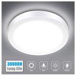 Solmore LED-Deckenleuchte 18W IP54 für z.B. Badezimmer für 11,99€ (statt 20€) – Prime