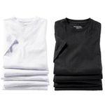 10er Pack Henson&Henson T-Shirts in verschiedenen Farben für 36,98€ – nur 3,69€ pro Shirt (vorher 80€)