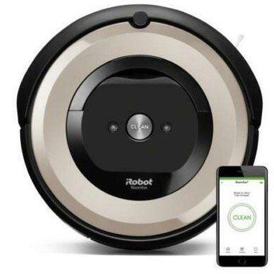 iRobot Roomba E5152 Saugroboter mit APP Steuerung für 152,10€ (statt 319€)   Gebraucht
