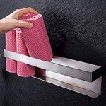 Ruicer Gästehandtuchhalter 40cm selbstklebend aus Edelstahl für 19,59€ (statt 35€)