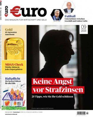 Halb Jahresabo Euro für 48€ + Prämie: 50€ Amazon Gutschein