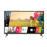 LG 50″ Ultra-HD Smart-Fernseher (Google & Alexa) für 365,94€ (statt 450€)