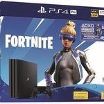 Sony Playstation 4 Pro mit 1 TB inkl. Game Fortnite Neo Versa ab 264,99€ (statt 299€)