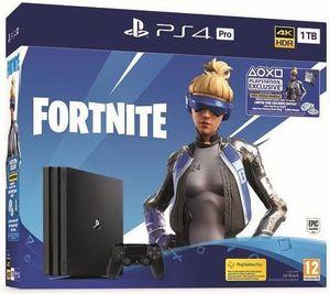 Sony Playstation 4 Pro mit 1 TB inkl. Game Fortnite Neo Versa ab 285€ (statt 309€)