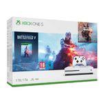 Microsoft Xbox One S 1TB + Battlefield 5: Deluxe Edition für 185,62€ (statt 240€)