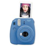 Fujifilm Instax Mini 9 Sofortbildkamera in Blau für 49€ (statt 63€)