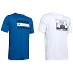 Under Armour Freizeitshirts (2er Pack) in diversen Farben für 23,35€ (statt 34€)