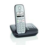 Gigaset E310A in Anthrazit mit Anrufbeantworter für 35,99€ (Statt 50€)
