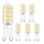 Glime 5er Pack LED Lampen Sockel G9 mit je 5W für 7,79€ (statt 13€) Prime