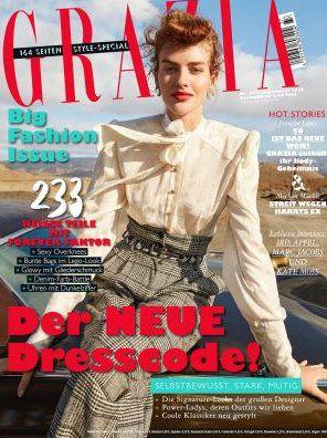 50 Ausgaben Grazia für 156€ inkl. 150€ Bestchoice Gutschein