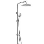 Homelody Duschsystem mit Überkopfbrause und Handbrause für 74,99€ (statt 116€)