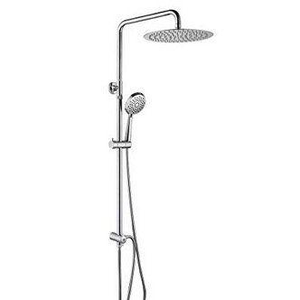 Homelody Duschsystem mit Überkopfbrause und Handbrause für 75,99€ (statt 90€)
