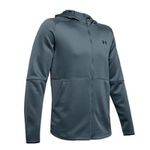 Under Armour Kapuzenjacke MK1 Warmup FZ für 26,95€ (statt 57€)
