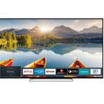 TOSHIBA 55U6863DAZ – 55″ UltraHD Smart-TV für 479€ (statt 468€) + 100€ Lieferando Gutschein