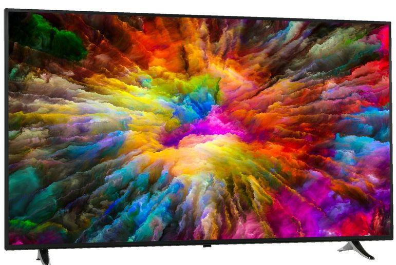 MEDION X16506   65 Zoll UHD smart TV für 489,94€ (statt 650€)   B Ware