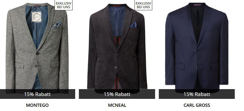🔥 Peek & Cloppenburg* Sale mit 20% Extra Rabatt auf Anzüge, Kleider & Co.