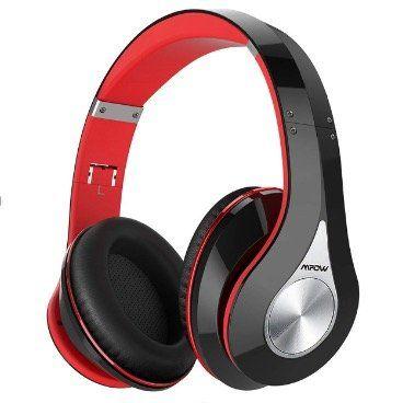 Mpow 059 Bluetooth OverEar Kopfhörer mit CVC 6.0 Noise Canceling und Mikrofon für 19,99€ (statt 35€)