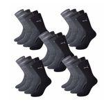 15er Pack Puma Crew Socken in verschiedenen Farben und Größen für 26,95€ (statt 32€)