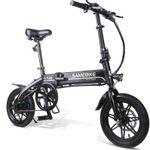 E-Bike von Samebike 14″ faltbar (250 Watt, 25km/h) für 488,99€ – Versand aus DE