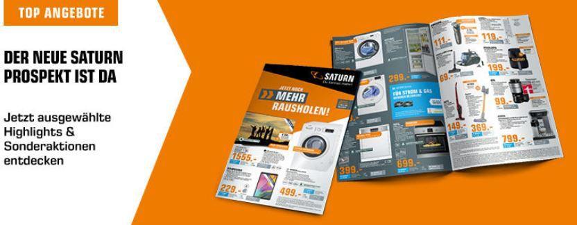 Neuer Saturn Prospekt: z.B. BAUKNECHT BKBC Geschirrspüler für 388€ (statt 440€)