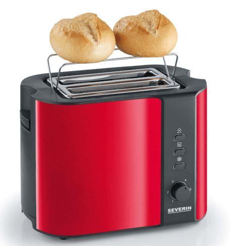 SEVERIN AT 2217 Design Toaster 800W für 25€ (statt 36€)