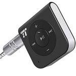 TaoTronics Bluetooth-Adapter Empfänger mit Mikrofon und Rauschunterdrückung für 11,99€ (statt 16€)