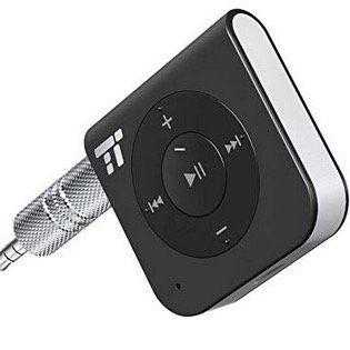 TaoTronics Bluetooth Adapter Empfänger mit Mikrofon und Rauschunterdrückung für 11,99€ (statt 16€)