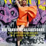3 Monate Vogue für 22,20€ + 22,20€ Verrechnungsscheck