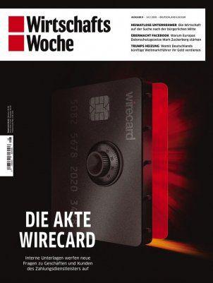 13 Ausgaben WirtschaftsWoche für 89,70€ + 85€ Bestchoice Gutschein