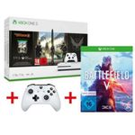 Xbox One S 1TB Tom Clancy's: The Division 2 Bundle + 2. Controller + Battlefield V für 223,95€ (statt 291,88€)