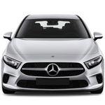 Privat: Mercedes A180 136PS mit Widescreen-Cockpit in Polarweiß für 259€ mtl. – LF 0,72