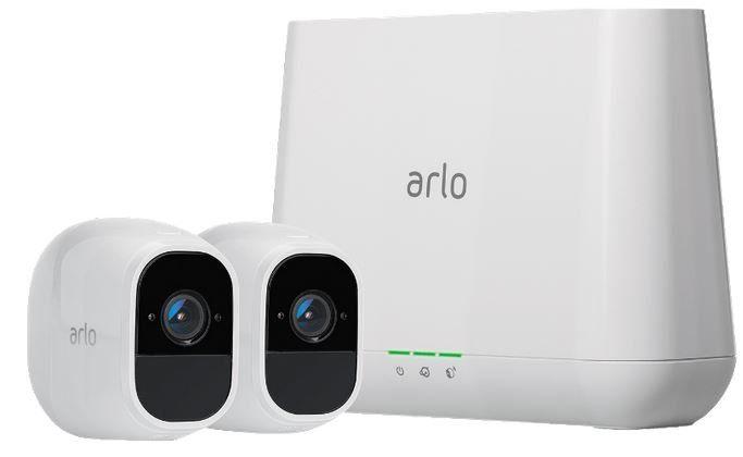 NETGEAR VMS4230P 100EUS Arlo Pro2 IP Kamerasystem FullHD 2 Kameras für 333€ (statt 429€)