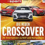 6 Monate auto motor und sport für 59,15€ + 60€ Amazon-Gutschein