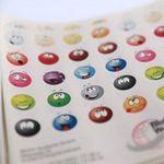 Bluhm Store: Kostenlos Stickerbögen erhalten