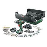 Bosch Heimwerker-Aktion im Dealclub – z.B. Akku-Bohrer mit Toolbox für 88€ (statt 124€)